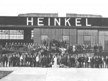 Heinkel Flugzeugwerke Rostock Belegschaft