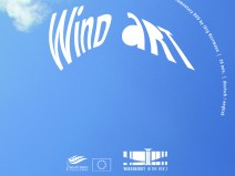 Wind Art Label